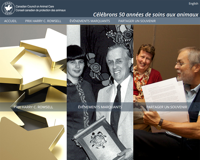 50 ans CCPA | 50 year CCAC